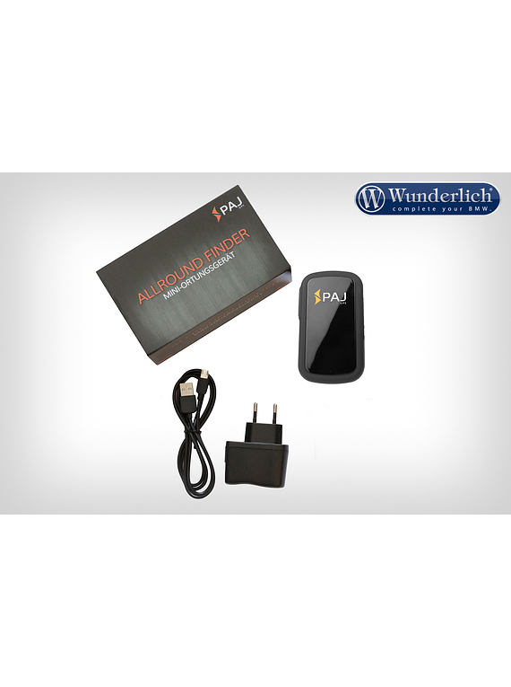 GPS Finder ALLROUND - Universal tracking device and GPS tracker