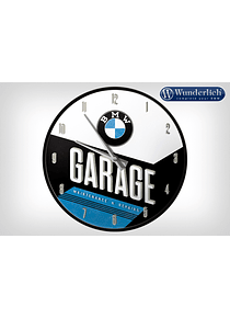 BMW Garage wall clock - Nostalgic Art