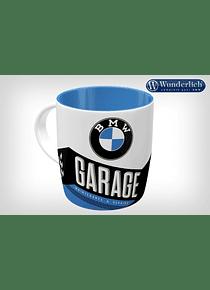 BMW Garage  tin - Nostalgic Art