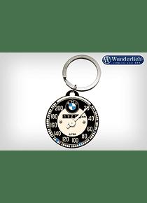 BMW Speedometer key chain round - Nostalgic Art