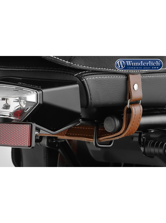 Extension strap for rear bag (for high seats)