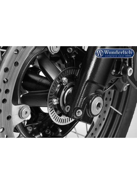 Front wheel conversion R nineT