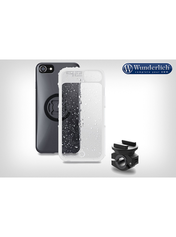 SP-Connect smartphone holder & Moto Mirror Bundle case
