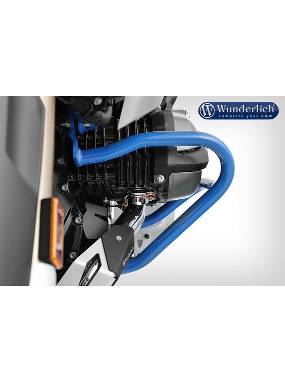 Wunderlich engine crash bar
