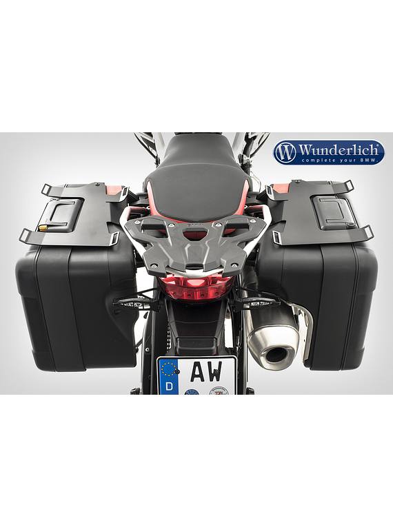 Wunderlich Luggage rails for original Vario case F 750 / 850 GS