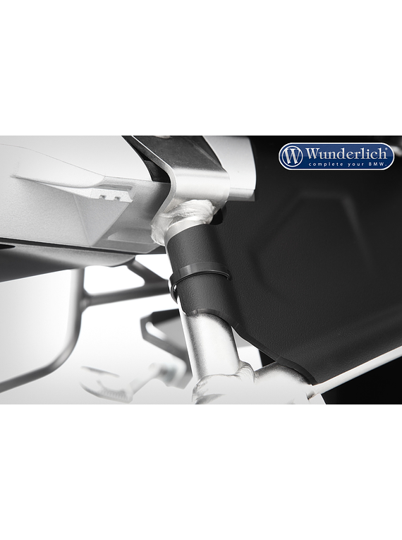 Wunderlich case carrier spray protection