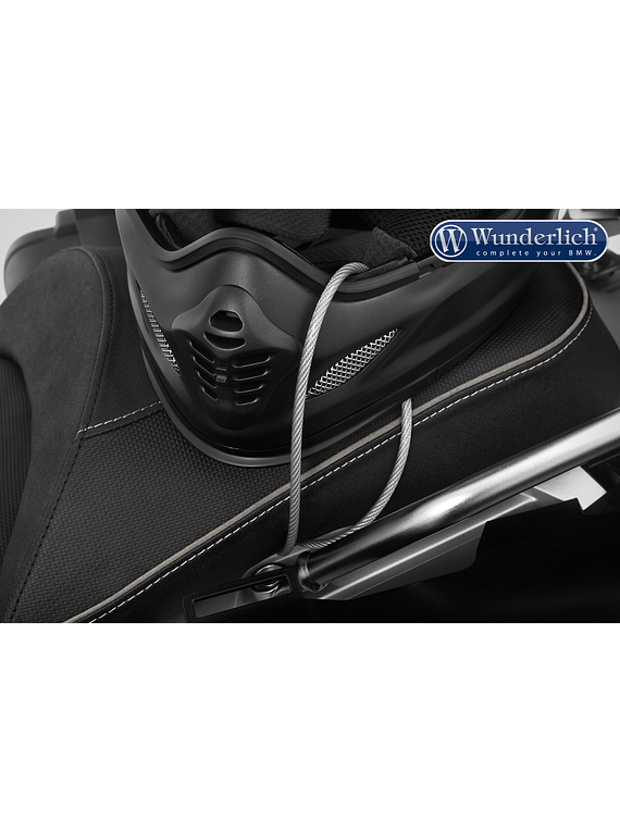 Wunderlich HELMLOCK helmet anti-theft protection