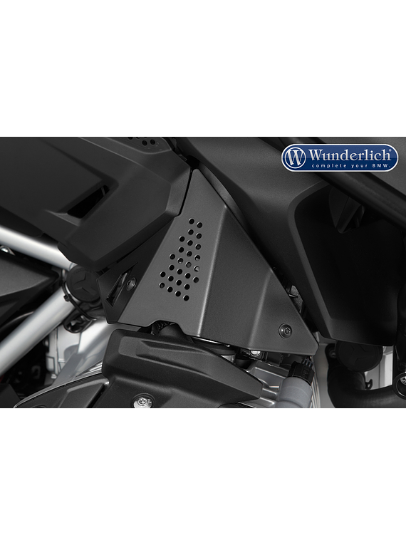 Wunderlich fuel injection system cover