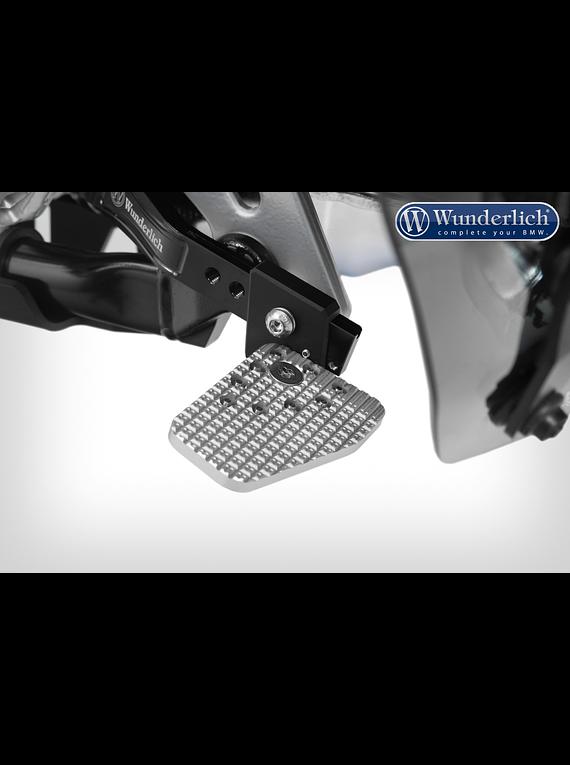Wunderlich foot brake lever width extension