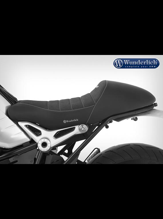 Wunderlich R nineT rider seat with AKTIVKOMFORT cusp