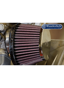 K & N sports air filter oval