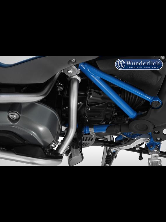 Wunderlich reinforcement bar for the original engine protection bar
