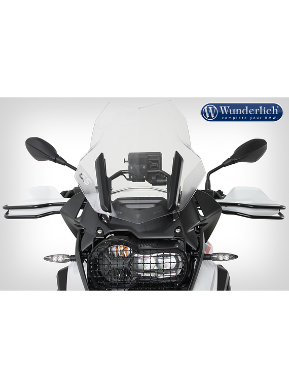 Hepco&Becker hand guard R 1250 GS