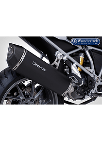 REMUS Black Hawk end muffler