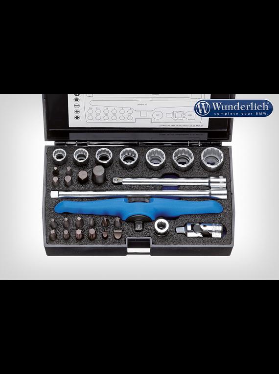 Gedore tool kit 1/4 30-piece
