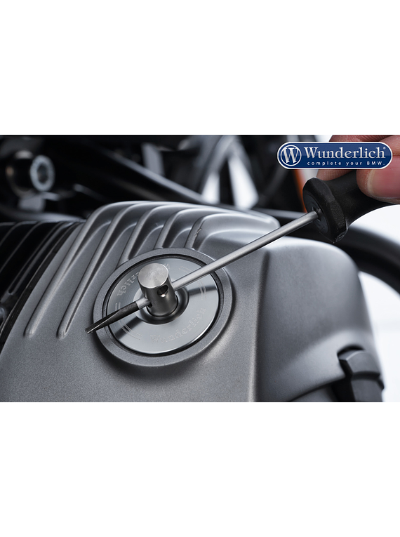 Spare key for Wunderlich oil plugs