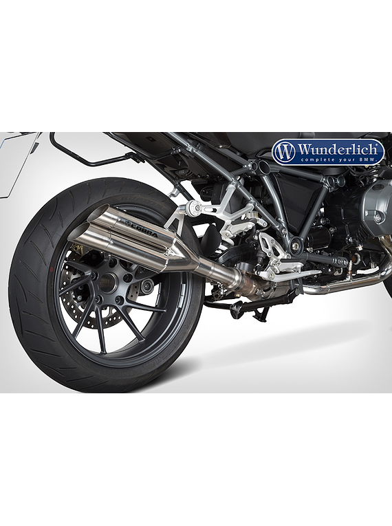SPEEDPRO COBRA End muffler Hypershots XL (Euro 3)