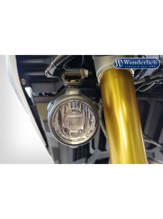 Fitting kit org. Auxiliary headlights for Wunderlich tank protection b