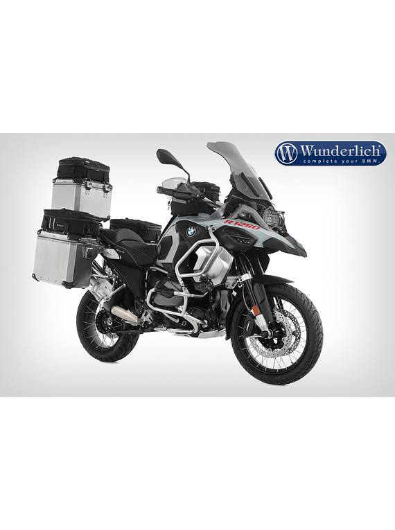 Wunderlich tank protection bar cover caps  Adventure