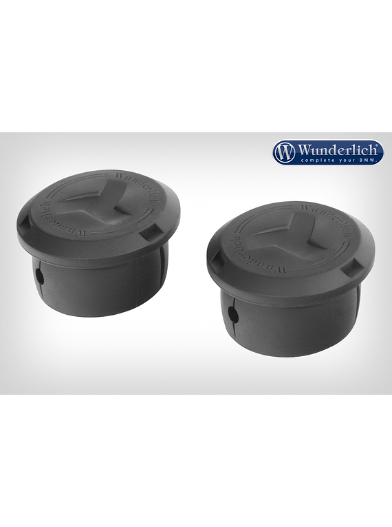 Wunderlich cover caps for case carrier