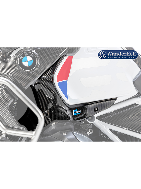 Ilmberger Airvent cover R 1250 GS (2019)