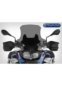Wunderlich MARATHON windshield for the BMW F 850 GS Adventure
