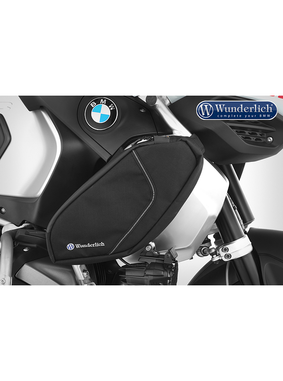 Wunderlich tank protection bar bags