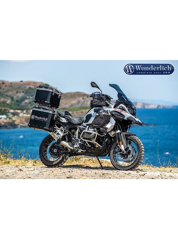 Wunderlich engine and manifold protection EXTREME
