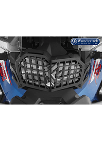 Wunderlich foldable headlight protection grill