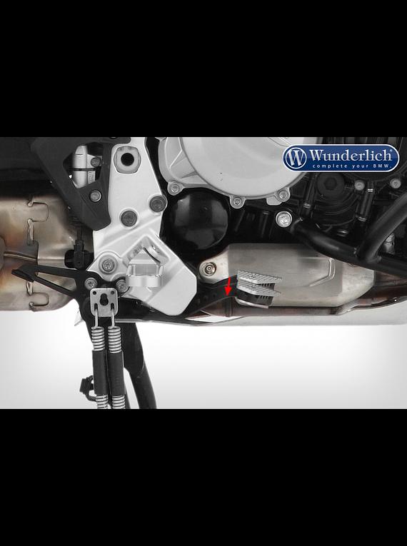 Wunderlich foot brake lever lowering kit