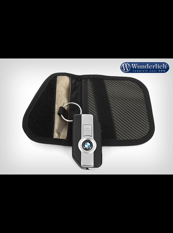 Wunderlich key pouch with RFID blocker