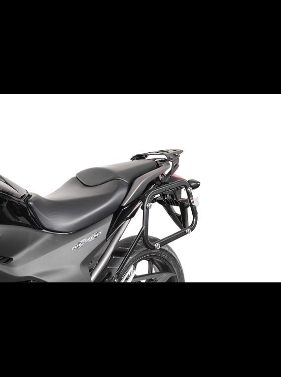 Adventure set Luggage Black. Honda NC750 S/SD, NC750 X/XD (14-15).