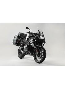 Adventure set Protection Black. BMW R1200GS LC (16-) / Rallye (17-).