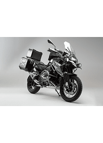 Adventure set Protection Silver. BMW R1200GS LC (16-) / Rallye (17-).
