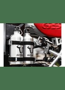 TRAX bottle set 2 For TRAX accessory mount. Inkl. 2x 0.6 l bottle.