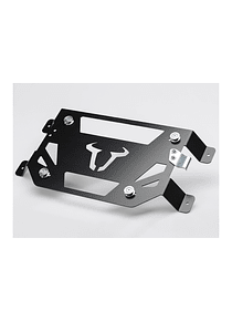 TRAX wall bracket For TRAX side cases. Black.
