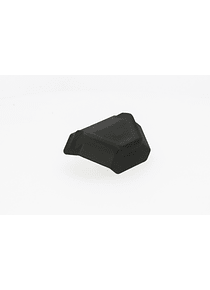 TRAX ION M/L spare corner for outside bottom right For TRAX ION side cases. Incl. mounting material.