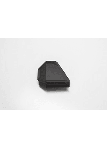 TRAX ADV spare corner for left bottom corner For TRAX ADV side case. Incl. mounting material.