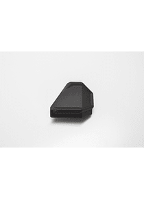 TRAX ADV spare corner for right bottom corner For TRAX ADV side case. Incl. mounting material.