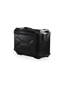 TRAX ADV L Side case. Aluminum. 45 l. Right. Black.