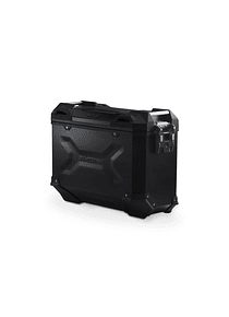 TRAX ADV M Side case. Aluminum. 37 l. Right. Black.