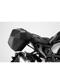 URBAN ABS side case system 2x 16,5 l. Honda CB 1000 R.