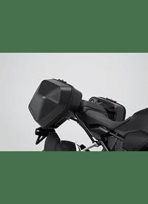URBAN ABS side case system 2x 16,5 l. Honda CB300R (18-) / CB125R (18-).