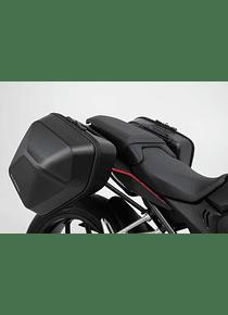 URBAN ABS side case system 2x 16,5 l. Honda CBR650R / CB650R (18-).
