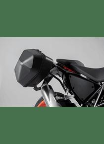 URBAN ABS side case system 2x 16,5 l. KTM 690 Duke (16-).