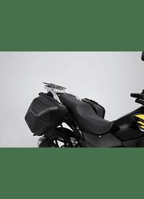URBAN ABS side case system 2x 16,5 l. Suzuki V-Strom 250 (18-).