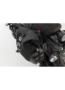 Legend Gear side bag system LC Yamaha XSR900 Abarth (17-).