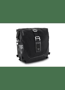 Legend Gear side bag system LC Black Edition Yamaha XSR900 Abarth (17-).