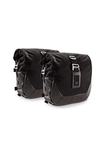 Legend Gear side bag system LC Yamaha XSR700 (15-) / XSR700 XT (19-).