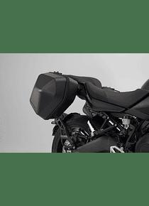 URBAN ABS side case system 2x 16,5 l. Yamaha Niken (18-).